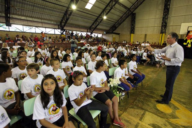52 escolas participaram do Proerd 2011