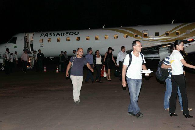 Resultado de imagem para AEROPORTO DE ARAGUAINA - PASSAREDO