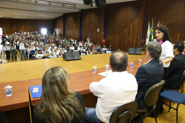 Foto 3: Susana Medeiros destacou Cascavel como Município-polo