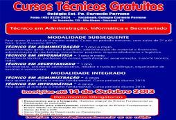 Portal Do Servidor Publico Municipal De Cascavel Pr Cursos Tecnicos Gratuitos